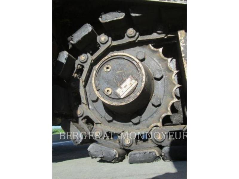 CATERPILLAR PAVIMENTADORA DE ASFALTO BB-621C equipment  photo 18