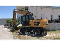 Equipment photo CATERPILLAR M318D ESCAVADEIRAS DE RODAS 1