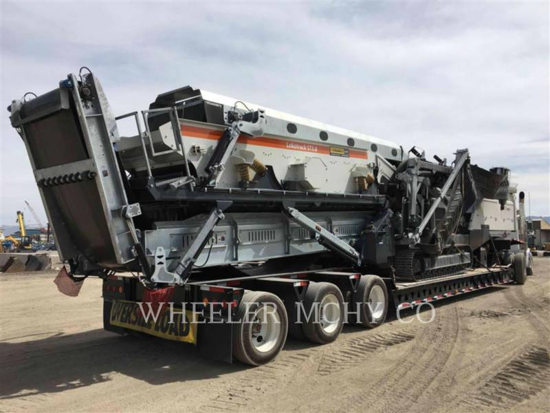 METSO CRIBLES ST3.8 SCRN equipment  photo 3