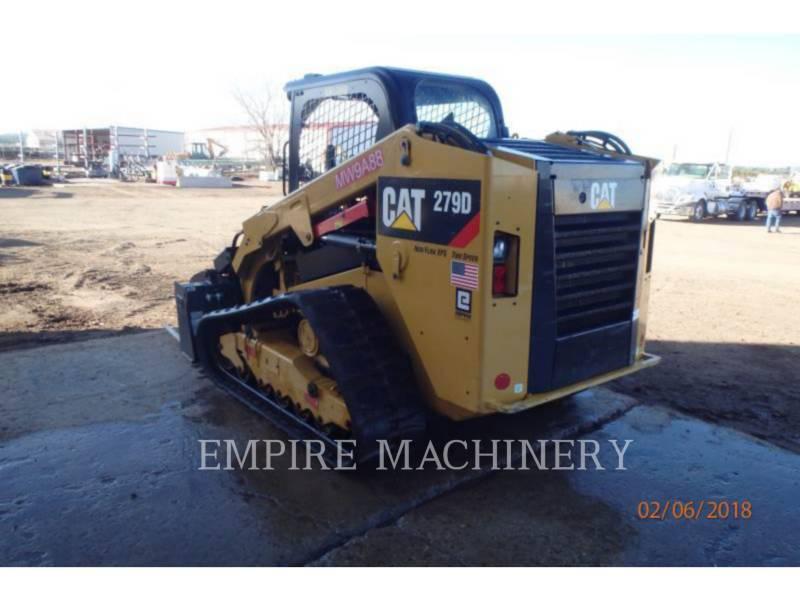 CATERPILLAR DELTALADER 279D equipment  photo 3