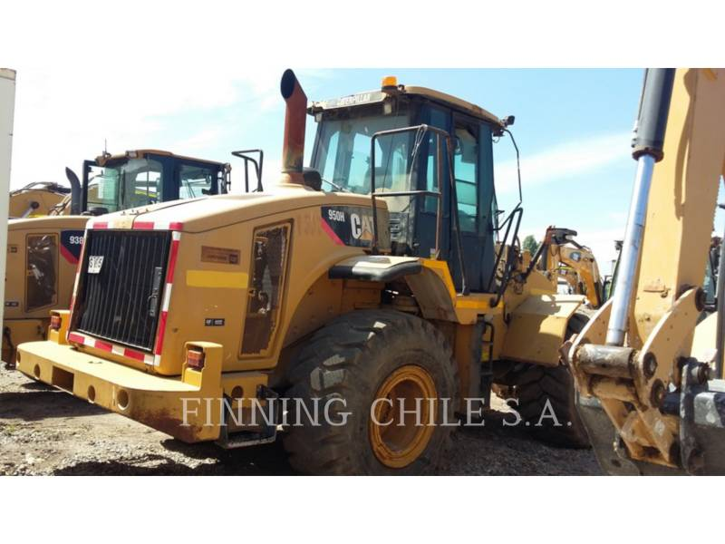 Caterpillar ÎNCĂRCĂTOARE PE ROŢI/PORTSCULE INTEGRATE 950H equipment  photo 3