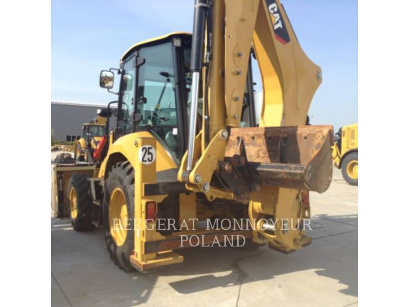 CATERPILLAR BACKHOE LOADERS 432F2 equipment  photo 5