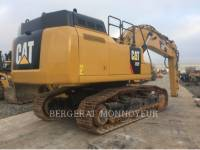 CATERPILLAR TRACK EXCAVATORS 352F equipment  photo 6