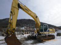 Equipment photo KOBELCO/KOBE STEEL LTD SK480 EXCAVATOARE PE ŞENILE 1