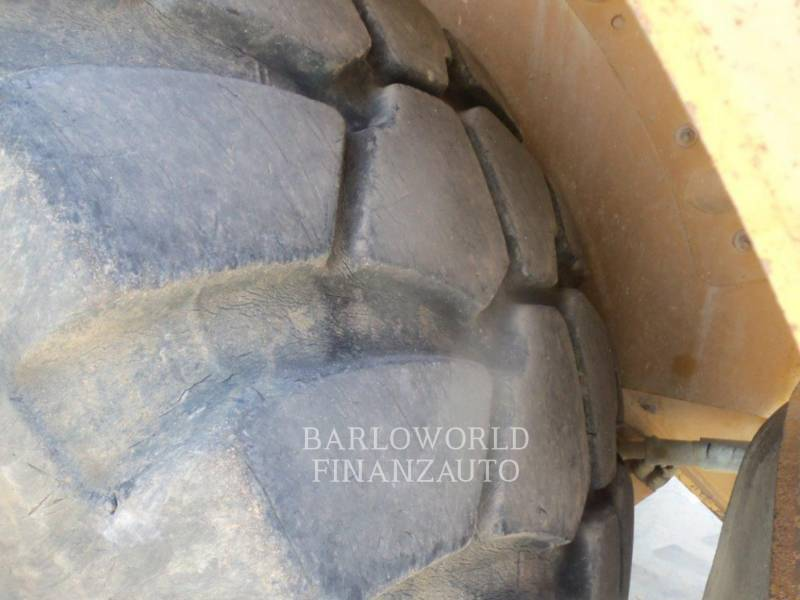 CATERPILLAR CHARGEURS SUR PNEUS MINES 972H equipment  photo 7