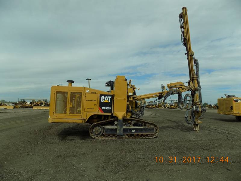 CATERPILLAR Perforatrici idrauliche cingolate MD5075 equipment  photo 6