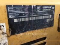 CATERPILLAR トラック油圧ショベル 303.5E equipment  photo 15