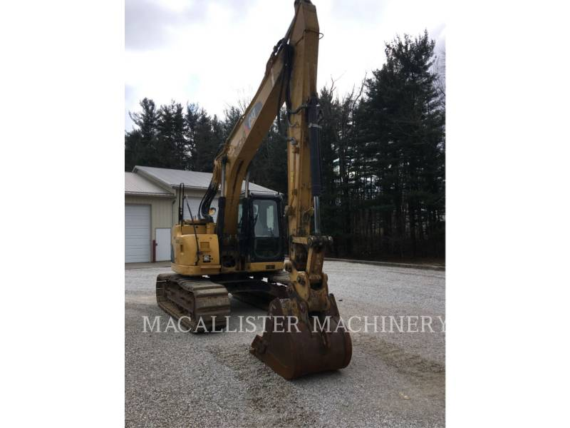 CATERPILLAR KETTEN-HYDRAULIKBAGGER 314DLCR equipment  photo 2