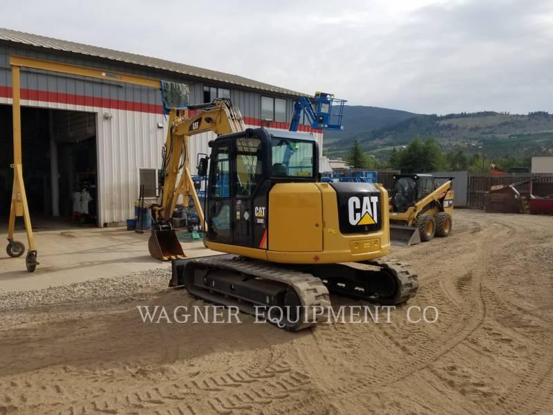 CATERPILLAR TRACK EXCAVATORS 308E2CR SB equipment  photo 2