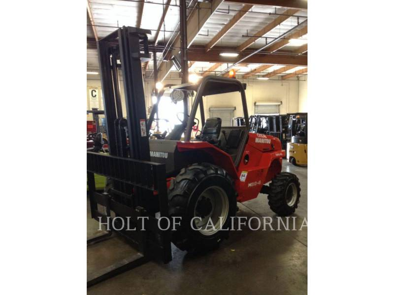K-D MANITOU INC. FORKLIFTS M30-4T equipment  photo 3