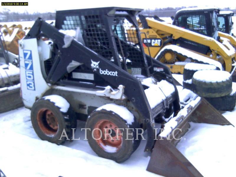 BOBCAT KOMPAKTLADER 7753 equipment  photo 1