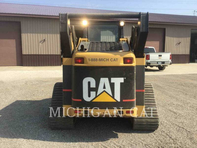 CATERPILLAR CHARGEURS TOUT TERRAIN 287B A equipment  photo 6