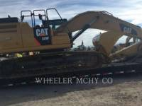 CATERPILLAR TRACK EXCAVATORS 329F L CFM equipment  photo 5