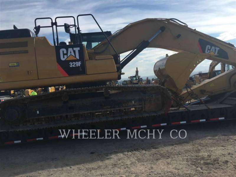 CATERPILLAR PELLES SUR CHAINES 329F L CFM equipment  photo 5