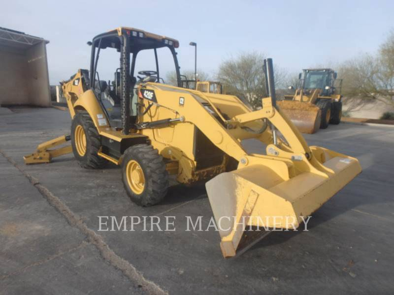 CATERPILLAR CHARGEUSES-PELLETEUSES 420FST equipment  photo 1