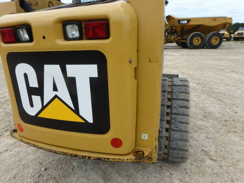 CATERPILLAR MULTI TERRAIN LOADERS 279C2 equipment  photo 15