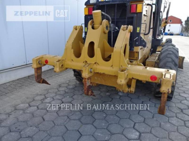 CATERPILLAR NIVELEUSES 140M equipment  photo 17