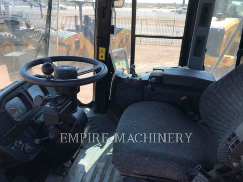 CATERPILLAR PALE GOMMATE/PALE GOMMATE MULTIUSO 966H equipment  photo 5
