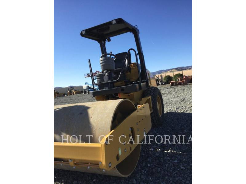 CATERPILLAR ASPHALT PAVERS CS44 equipment  photo 1
