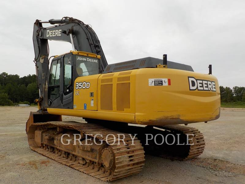 JOHN DEERE EXCAVATOARE PE ŞENILE 350D LC equipment  photo 7