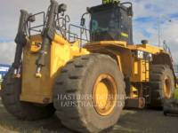 Equipment photo CATERPILLAR 854 KLRC TRACTEURS SUR PNEUS 1