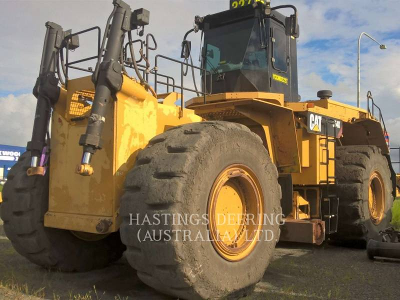 CATERPILLAR TRACTORES TOPADORES DE RUEDAS 854 KLRC equipment  photo 1