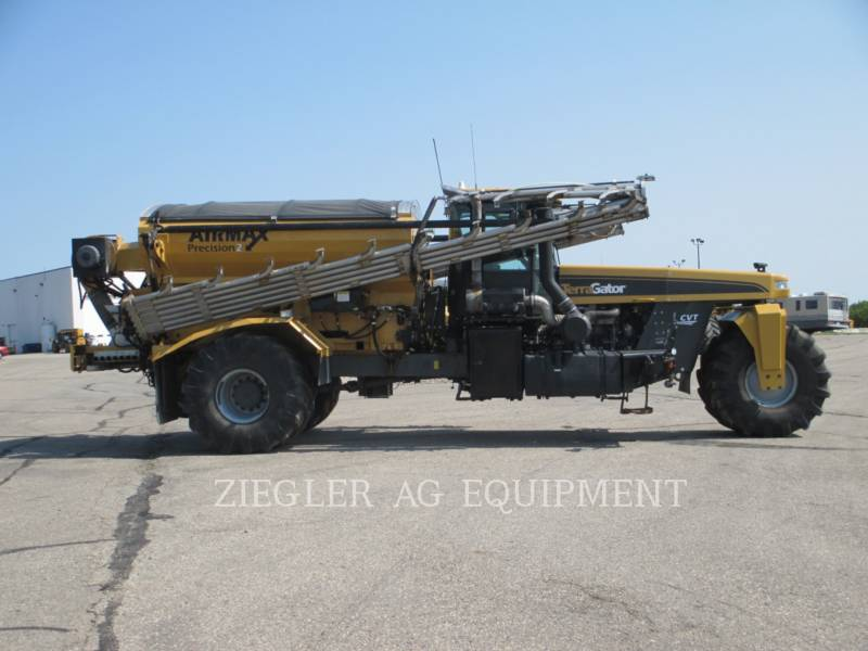 AG-CHEM Flotadores TG8300 equipment  photo 13