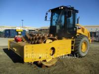 Equipment photo CATERPILLAR CP68B COMPACTEUR VIBRANT, MONOCYLINDRE À PIEDS DAMEURS 1
