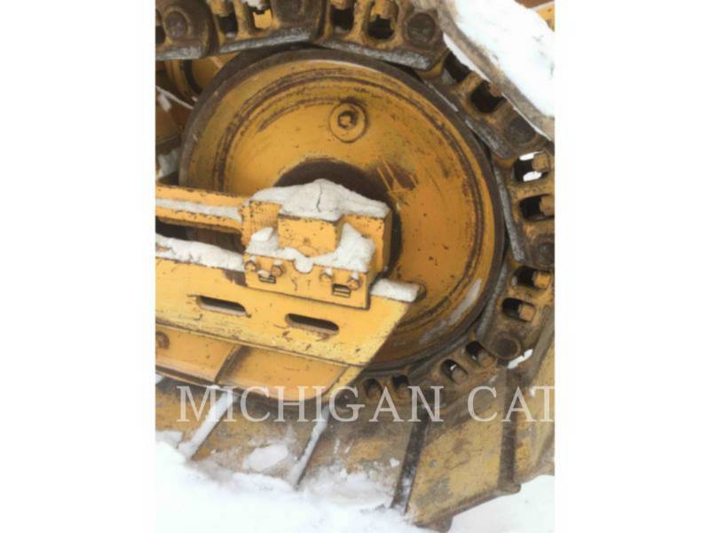 JOHN DEERE TRATTORI CINGOLATI 650G equipment  photo 10