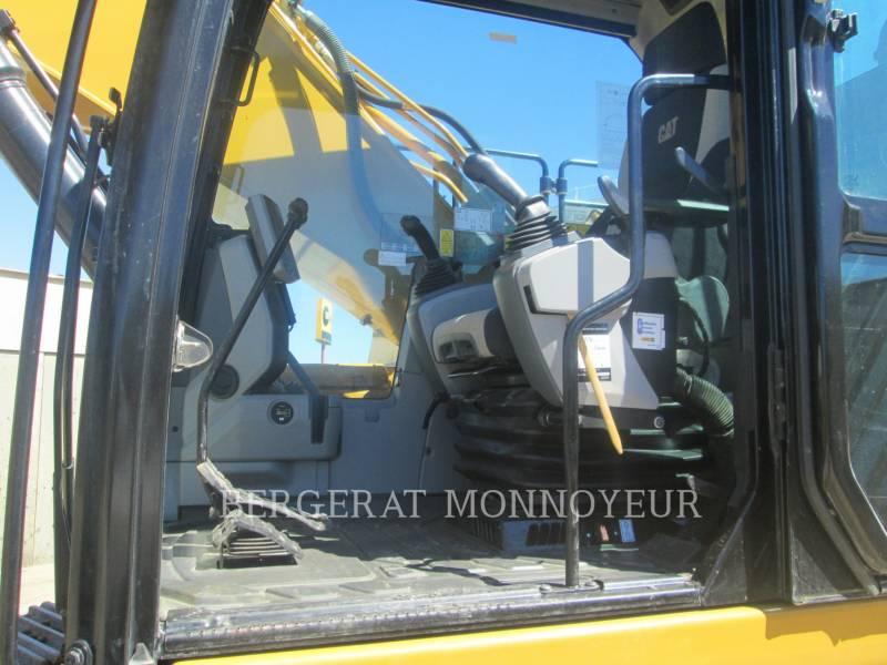 CATERPILLAR KETTEN-HYDRAULIKBAGGER 330FLN equipment  photo 12
