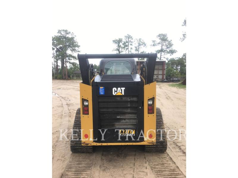 CATERPILLAR PALE CINGOLATE MULTI TERRAIN 287D equipment  photo 5