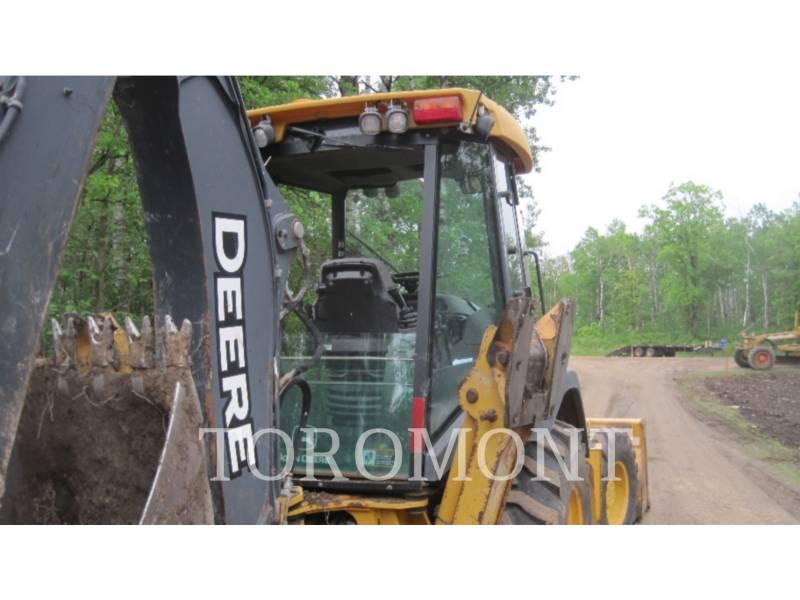 DEERE & CO. BAGGERLADER 310SJ equipment  photo 2