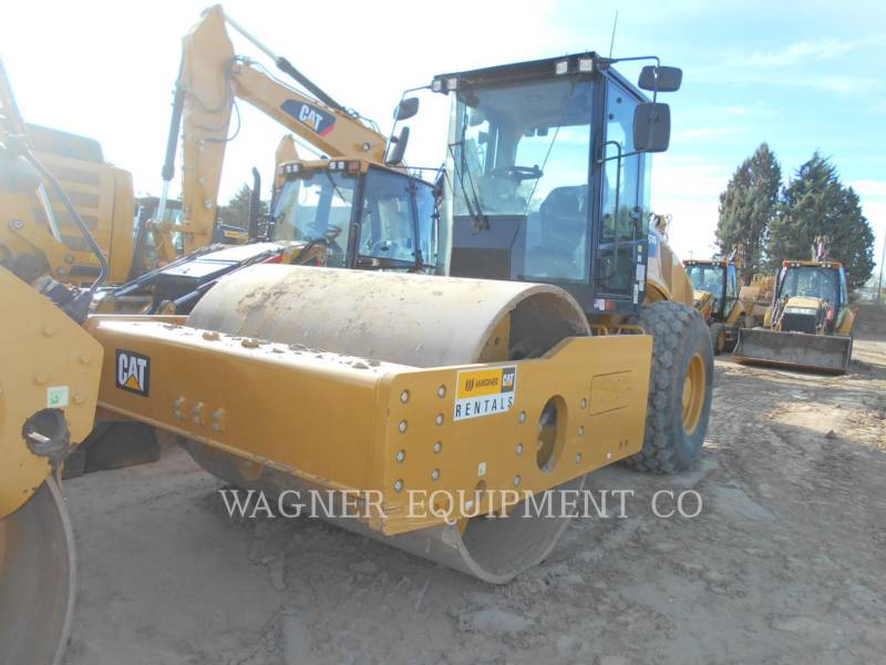 CATERPILLAR COMPACTADORES CS74B equipment  photo 2