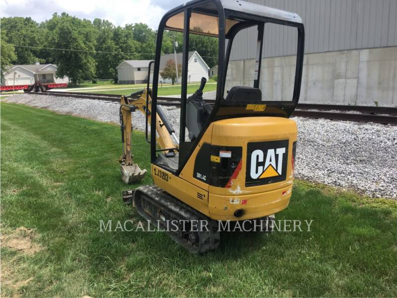 CATERPILLAR EXCAVADORAS DE CADENAS 301.4C equipment  photo 4