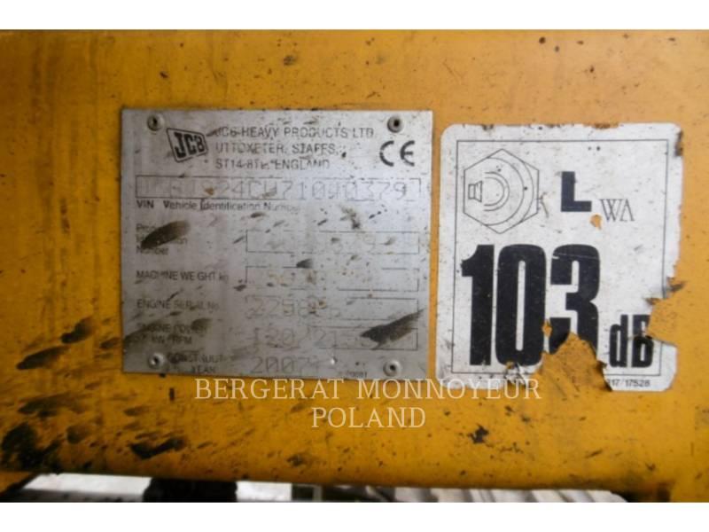 JCB KETTEN-HYDRAULIKBAGGER 240LC equipment  photo 2