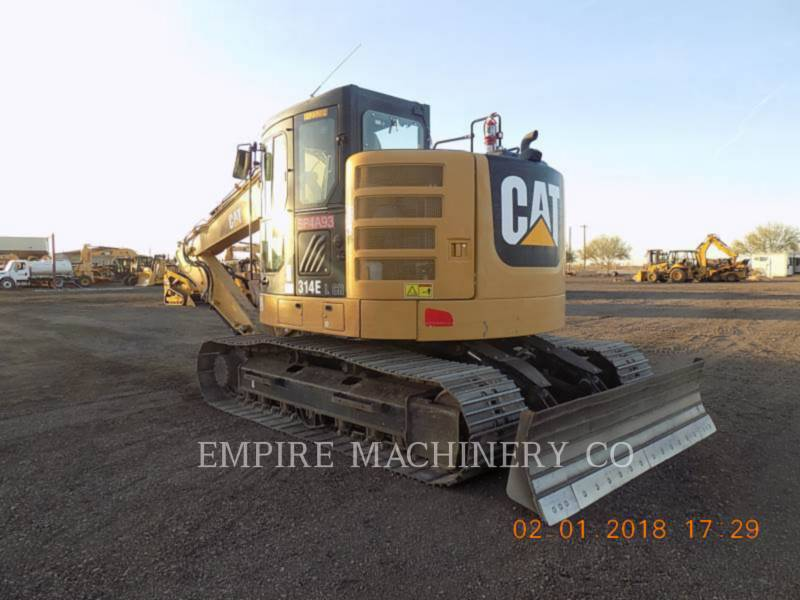 CATERPILLAR KOPARKI GĄSIENICOWE 314E LCR P equipment  photo 3
