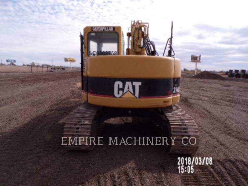 CATERPILLAR ESCAVATORI CINGOLATI 314C LCR equipment  photo 6