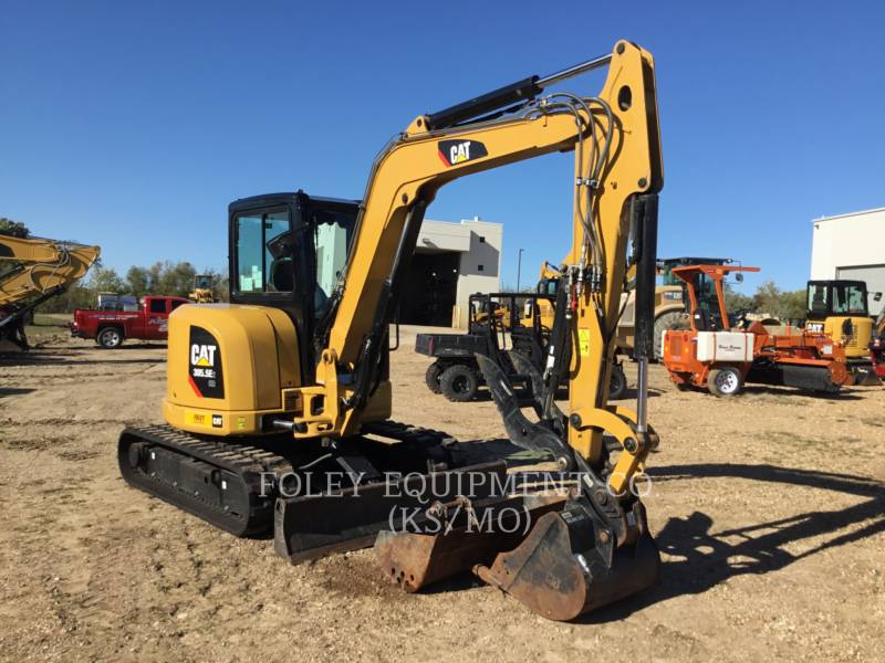 CATERPILLAR PELLES SUR CHAINES 305.5E2LC equipment  photo 1