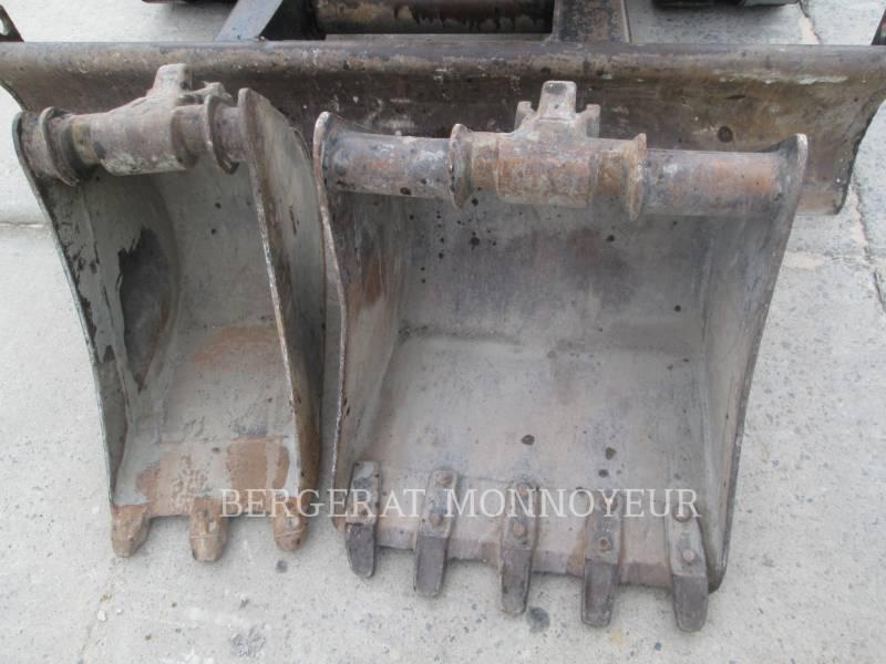JCB KETTEN-HYDRAULIKBAGGER 8050 equipment  photo 16