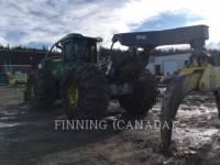 JOHN DEERE FORESTRY - SKIDDER 848 L equipment  photo 5