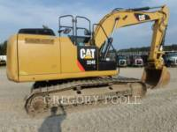 CATERPILLAR KETTEN-HYDRAULIKBAGGER 324E L equipment  photo 1