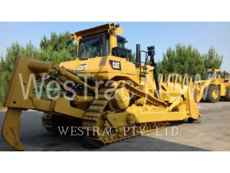 Caterpillar TRACTOARE CU ŞENILE D9T equipment  photo 3