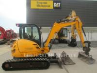 Equipment photo JCB 8050 KETTEN-HYDRAULIKBAGGER 1