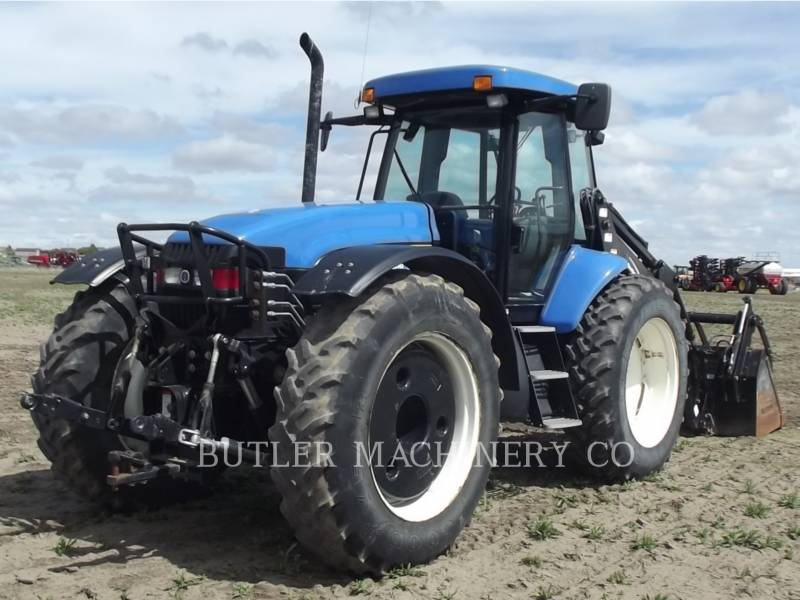 FORD / NEW HOLLAND AG TRACTORS TV6070 equipment  photo 5