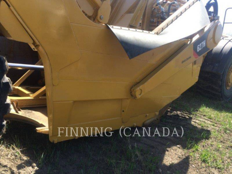CATERPILLAR MOTOESCREPAS 627H equipment  photo 9