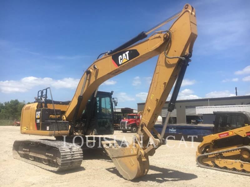 CATERPILLAR RUPSGRAAFMACHINES 320EL equipment  photo 4