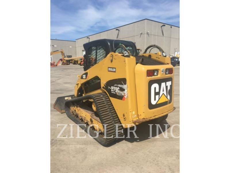 CATERPILLAR PALE CINGOLATE MULTI TERRAIN 279C equipment  photo 5