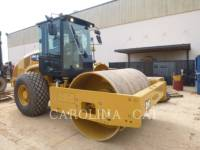 Equipment photo CATERPILLAR CS66B CB PLANO DO TAMBOR ÚNICO VIBRATÓRIO 1