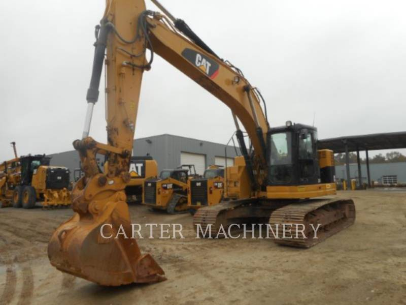CATERPILLAR PELLES SUR CHAINES 321 D LCR equipment  photo 4