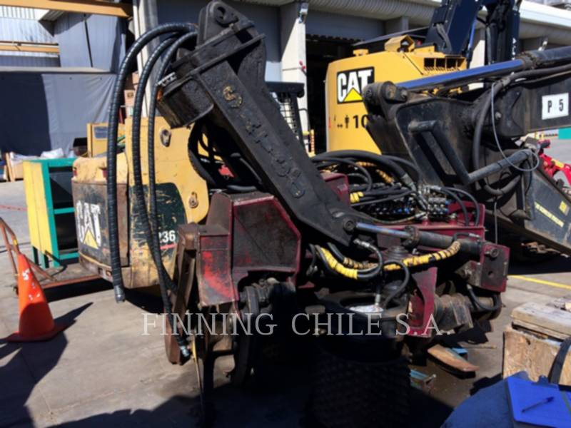 CATERPILLAR FORESTRY - SKIDDER 545C equipment  photo 10